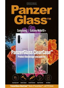 PanzerGlass CLEARCASE for Note10 Plus