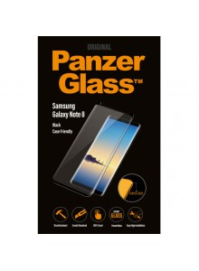 PanzerGlass Samsung Galaxy Note 8 Black, Case Friendly