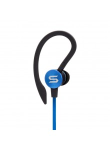 SOUL HIGH PERFOMANCE SPORTS EARPHONES - BLUE