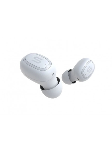 SOUL UNIVERSAL TRUE WIRELESS EARPHONES S GEAR (WHITE)