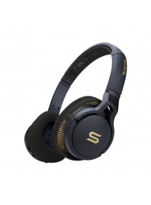 SOUL ACTIVE PERFORMANCE ON-EAR HEADPHONES WITH BLUETOOTH, TRANSFORM WIRELESS (BLACK)