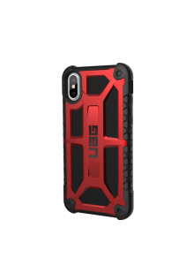 UAG iPhone XS/X Monarch - Crimson