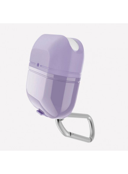 x-doria Defense Journey AirPods 1/2 Purple, Purple (MSRP RM79)