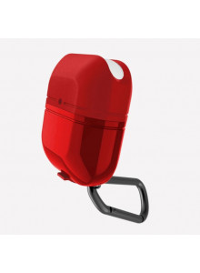 x-doria Defense Journey AirPods 1/2 Red, Red (MSRP RM79)